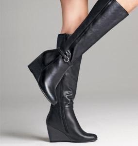 Avon Wedge Boots