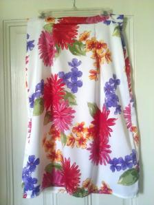 DIY-Spring Skirt2013