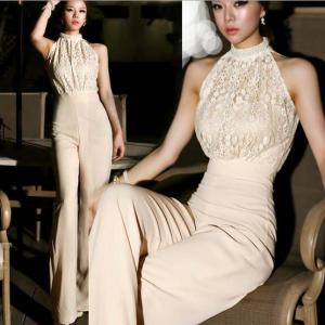 Woman-Nobel-Elegant-Sexy-Pearl-Collar-Patchwork-Lace-Jumpsuit-Transparent-Sleeveless-Overall-Trousers-Party-Suit-KZ004