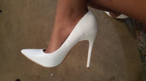 Chris White High Heels2