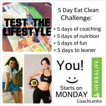 Five Day Challenge