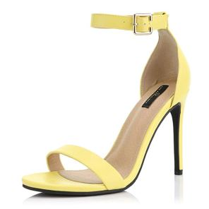 Yellow Sandals-A
