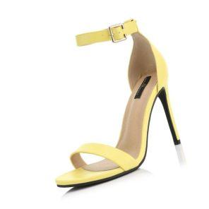 Yellow Sandals-B